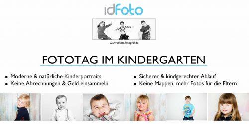 Moderne & natürliche Kindergartenfotografie
