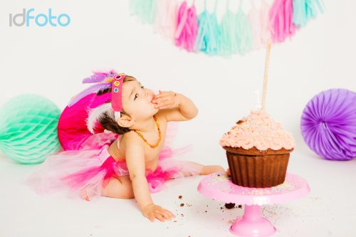 Ilah´s Cake Smash – Happy 1st Birthday