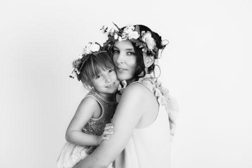 Wie wunderschön sind die beiden zusammen… Mommy & Me Fotoshooting